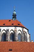 Igreja de nossa Senhora em Praga