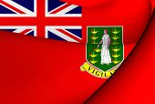 Civil Ensign Of British Virgin Islands