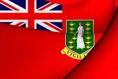 Civil Ensign Of British Virgin Islands