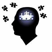 Rätsel Gehirn
