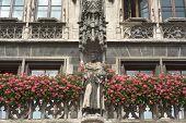 German Architecture In Munich