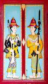 Wat Po Painting