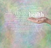 Health and Fitness Word Wall