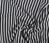 Fragment of a striped fabric