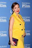 SANTA BARBARA - JAN 27:  Fabiola Beracasa at the Santa Barbara International Film Festival - US Premiere of