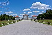 Park In Nymphenburg Castle, Munich