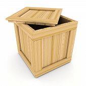 Open Post Box