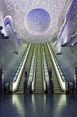 Naples Subway, Toledo Station