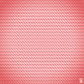 Pink seamless cubic texture. Vector