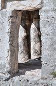 Maya Stone Doorway