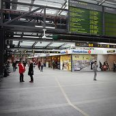 Malmo Station