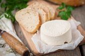 Goat Cheese With Bread