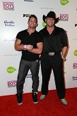 LOS ANGELES - JAN 29:  Jeff Timmons at the