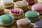 Tasty French Macaroons