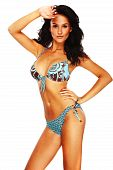 Hot Girl In Bikini poster
