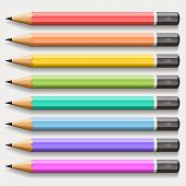 Collection of pencils