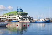 Tallinn. Estonia. Olympic Sailing Center