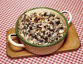 Pan Baked Poppy Seed Dumps Makos Guba Hungarian Traditional Dessert