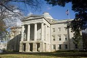 Capitol Building Raleigh North Carolina