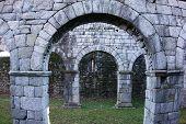 Ruins Of Ancient Church