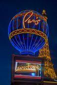 Las Vegas, Paris Hotel