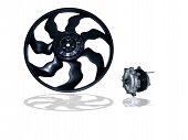 Engine Cooling Fan