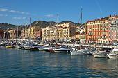 City Of Nice - Architecture Of Port De Nice