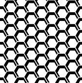 image of honeycomb  - Honeycomb pattern - JPG
