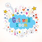 image of get well soon  - Such a lovely  - JPG