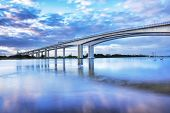 stock photo of leo  - The Gateway Bridge  - JPG