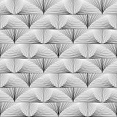 stock photo of diagonal lines  - Design seamless monochrome diagonal pattern - JPG