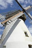image of windmills  - The windmill Heimsen  - JPG