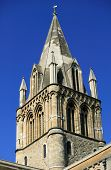 image of church-of-england  - The spire of Christ Church - JPG