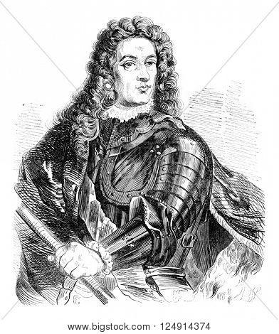 Lord Churchill Duke of Marlborough