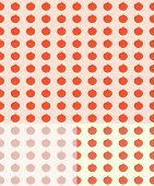 Seamless Tomato Pattern Background