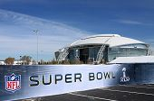 Signo de Super Bowl Cowboys Stadium