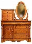 Victorian Bedroom Dresser