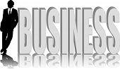 Man Lean Business