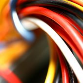 colored wire