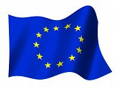 Flag Of The European Union
