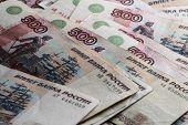 500 rubles macro