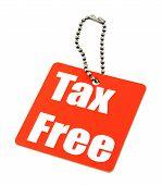 Libres de impuestos