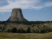 Northern Plains Wyoming Devils Tower
