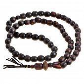 picture of sanctification  - rosary  beads - JPG
