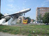 Fighter Plane Monument