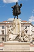 Statue Of Kossuth Lajos