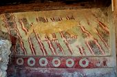 Mural of the Puma - Teotihuacan