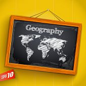 geography poster