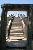 Steps In Mandalagiri Vihara