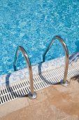 Blue Swimmingpool